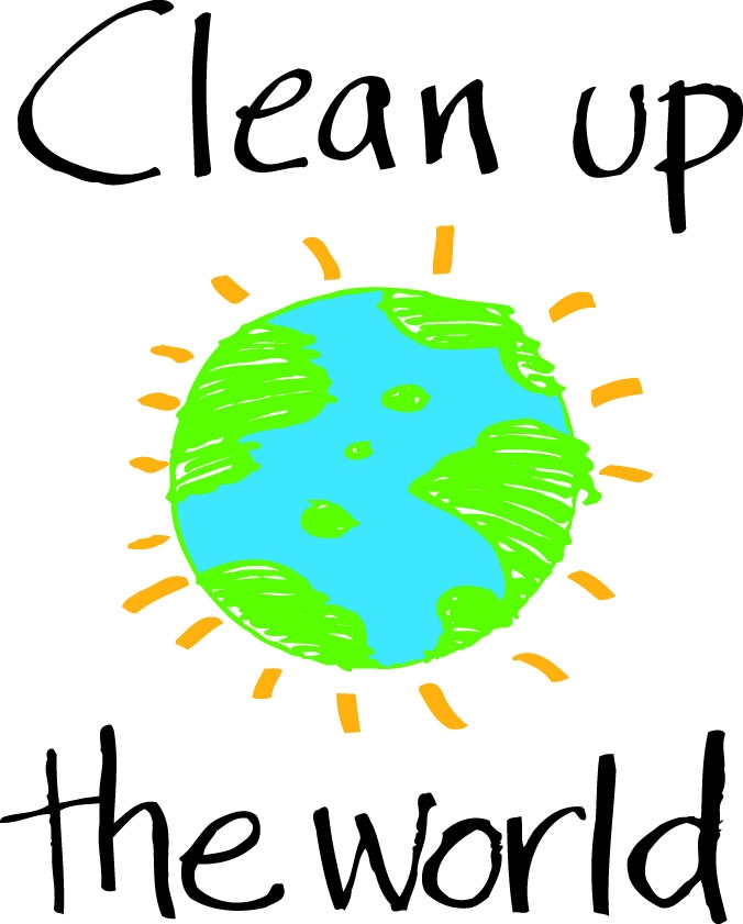 how to keep the world clean